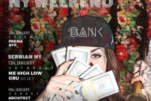 SERBIAN NY WEEKEND – Club The Bank