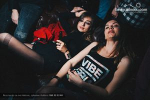 Neon Night feat Rebel B & Kaya D večeras na Gajbi
