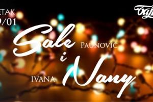 U kafani Bajka ovog petka nastupaju Nani i Sale Paunović