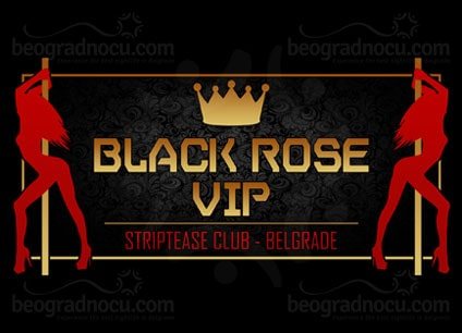 Striptiz-klub-Black-Rose-VIP-logo