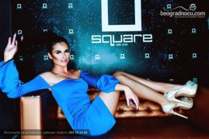 Klub Square: DJ Marchez (RnB & House)