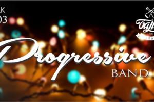 Kafana Bajka – Progressive band ovog petka