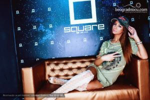 tonight at Club Square: Dj Marchez