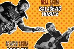 Balašević Tribute & Dobri Sin Bane sa vama i ove srede u klubu Wurst Platz!