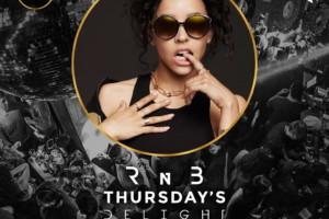 Poslednji četvrtak u februaru u klubu BRANKOW – RNB Thursday's Delight