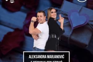 U kafani Ona Moja Nemanja Staletović i Aleksandra Marjanović samo za vas večeras!