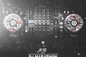 VANDALISM DJ MARATHON u klubu Stefan Braun