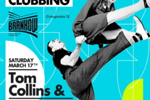 Elegant Clubbing party – Tom Collins & Satelite Jr. u  klubu Brankow!