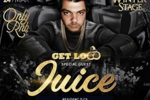 Subota u klubu Freestyler Winter Stage – Get Low i DJ Architect & Anubis & special guest Juice!