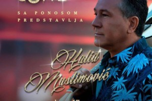 Halid Muslimović u klubu Gotik ove subote!