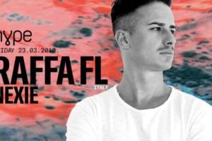 Petak veče u  prestižnom klubu Hype: Fenomenalni  Raffa FL mladi Italijan!