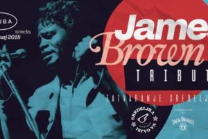 Zatvaranje Sredeljke na Gajbi w/ James Brown tribute