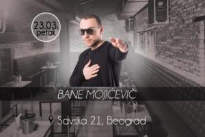 Bane Mojićević večeras u kafani Cosa Nostra