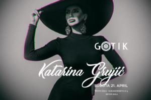 Za subotu smo vam pripremili najbolji provod u gradu uz fenomenalnu Katarinu Grujić