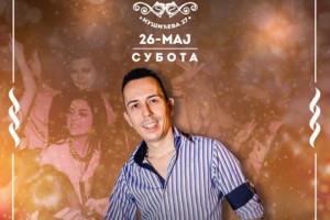 Peca Petaković sa vama i ove subote u kafani Druga Kuća