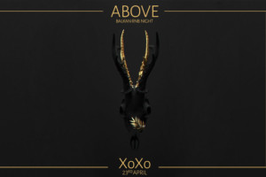 DJ XoXo u klubu Stefan Braun! – ABOVE Balkan RnB Party!