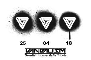 VANDALISM Swedish House Mafia Tribute u Klubu Stefan Braun!