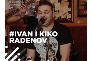 Ivan i Kiko Radenov ovog četvrtka sa vama u Čorba Kafeu!