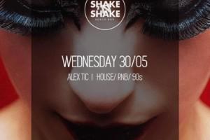 Shake n Shake: House/RnB/90s –  Alex Tic