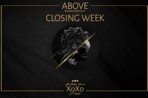 ABOVE Balkan RnB Party – DJ XoXo sa vama večeras u Braunu!