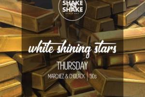 Zlatne 90-e večeras – Marchez & Cholack ponovo na splavu Shake n Shake!