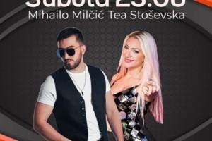 Subota u kafani Pukni Zoro – Mihailo Milčić i Tea Stoševska!