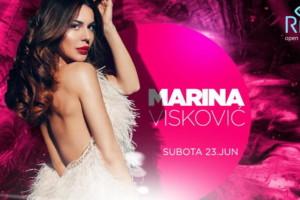 """Splav River: Večeras vas čeka """"LUDILO"""" jer Marina Visković peva za vas!"""