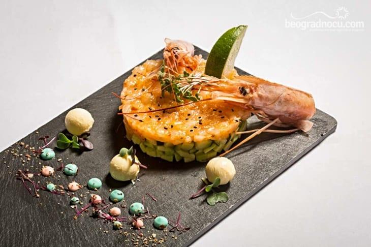 Kineski specijalitet sa morskim plodovima