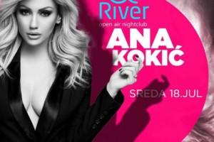 Ana Kokić i River su savršena kombinacija za dobar provod