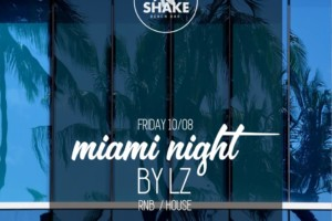 Miami Night at Shake N Shake this Friday