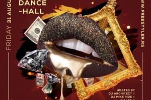 RnB Dance Hall – Friday 31.08.2018