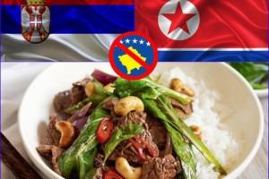 Nedeljni ručak u Korčaginu 50% popusta na roštilj – A ove nedelje idemo i u Severnu Koreju!