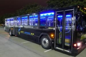 Party Bus in Belgrade tonight!