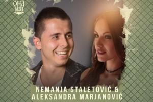 Ona Moja: Ne čekajte vikend jer vas kod nas večeras očekuju Nemanja Staletović i Aleksandra Marjanović!