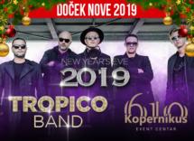 Docek Nove godine 2019 Kopernikus 6 10 Event Centar