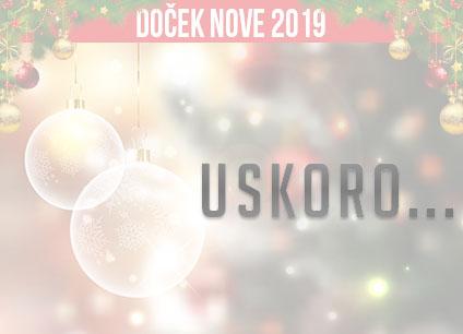 Docek Nove godine 2019