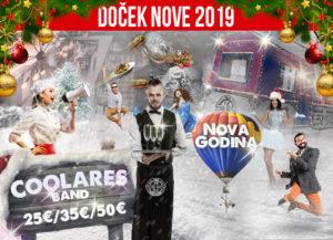 Docek Nove godine Beograd 2019 Pub Rob Roy