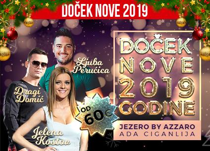 Docek-Nove-godine-Beograd-2019-Restoran-Jezero