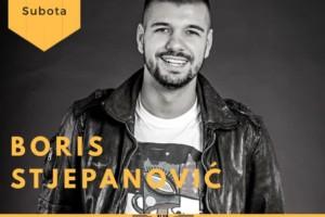 Boris Stjepanović sa vama večeras u klubu Gaučosi!