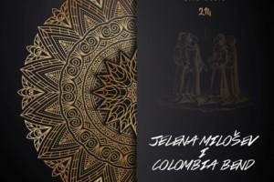 DJ Topaz od 14-19h – Jelena Milošev i Columbia Bend od 21h danas u Hush Hush Social Club-u!