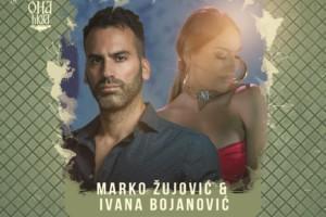 Marko Žujović i Ivana Bojanović za kraj vikenda u kafani Ona Moja!