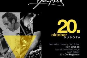 Ove subote očekuje vas nezaboravna žurka u Ben Akibi