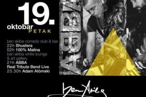 Ne propustite savršenu priliku za vrhunski provod u Ben Akibi