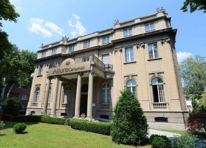 Doček Nove godine 2021 Beograd hotel Allure Caramel