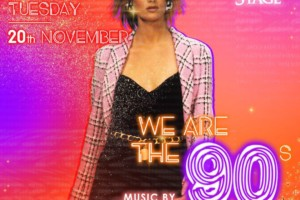 We are the 90's and Ladies Night at Freestyler Winter Stage every Tuesday