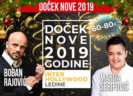 Docek-Nove-godine-2019-Inter-Hollywood-Ledine