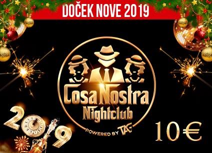 Docek-Nove-godine-2019-cosa-nostra