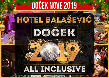 Docek Nove godine Beograd 2019 Restoran Balasevic