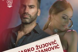SPEKTAKL- U kafani Ona Moja za kraj vikenda Marko Žujović i Ivana Bojanović!