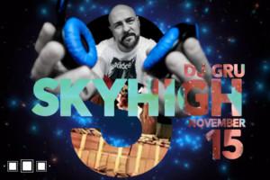 SkyHigh – Gru (RnB & Hip Hop) u omiljenom klubu Stefan Braun!